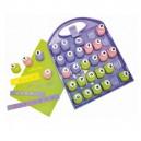 Playbox Dierkovačky v kufríku - písmená 29 ks