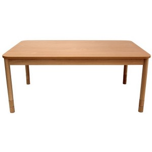 Stôl Edo, 125 x 80 cm
