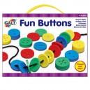 Zábavné gombíky pre deti