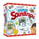 Hra s CD zvuky zvierat