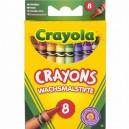 Crayola Malé voskovky, 8 ks