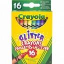 Crayola Ligotavé voskovky, 16 ks