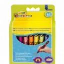 Crayola Trojhranné voskovky, 16 ks