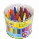 Crayola pestré voskovky, 24 ks