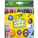 Crayola Voňavé voskovky, 12 ks