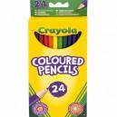 Crayola 24 ks pestrých pasteliek