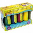 Crayola Prstové farby, 4 ks