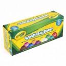 Crayola Zmyvateľné temperky, 10 ks