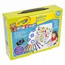 Crayola Samolepky s voskovkami