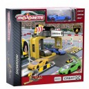 Majorette Garáž Showroom Lamborghini + 1 autíčko