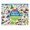 Melissa & Doug - Kolekcia 500 samolepiek pre chlapcov