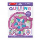 Melissa & Doug - Quilting, vyšívanie bez ihly