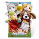 Melissa & Doug - Maňušky Domáce zvieratá
