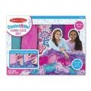 Melissa & Doug - Výroba flísovej deky