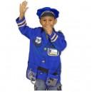 Melissa & Doug - Kompletný kostým - Polícia