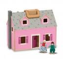 Melissa & Doug - Prenosný domček s držiakom