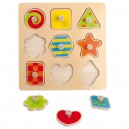 Legler Prvé tvary, puzzle
