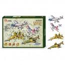 Legler 3D puzzle Historické lietadlá