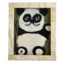 Legler Vlnený obraz Panda