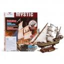 Legler 3D puzzle Námornícka loď