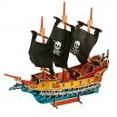 Legler 3D puzzle Piratská loď