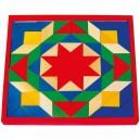 Legler Drevený hlavolam - Mozaika Basic