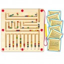 Magnetický labyrint Čísla