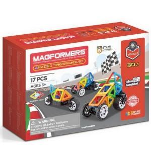 Magformers Transform Wheel Set