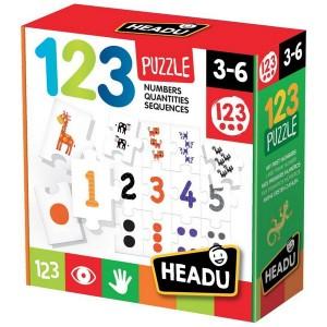 Headu Puzzle Prvé počítanie