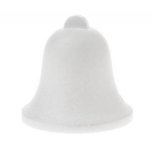 Polystyrénový zvonček, 8 cm, 1 ks