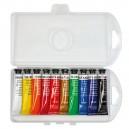 Temperové farby v tube 10 x 12 ml