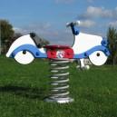 Pružinovka Auto HDPE Super