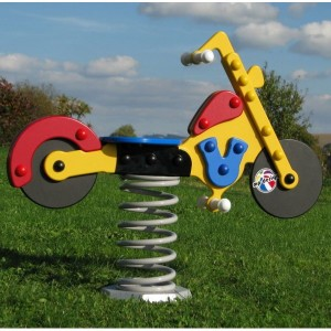 Pružinovka Motorka HDPE Super