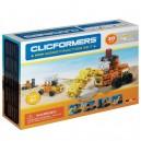 Clicformers Mini stavebné autá 4v1