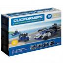 Clicformers Mini dopravné prostriedky 4v1
