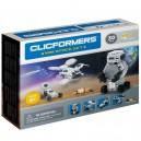 Clicformers Mini vesmírne stroje 4v1