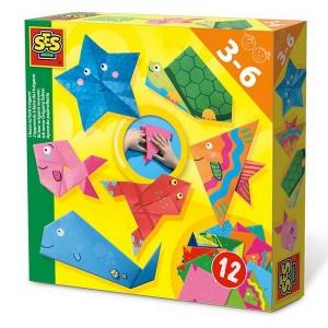 Skladanie origami