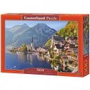 Castorland Puzzle Hallstatt - Rakúsko , 500 dielikov