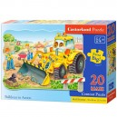 Castorland Puzzle Bager, 20 dielikov