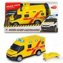 Dickie Ambulancia Iveco, 18 cm