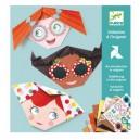 Djeco Origami - Utešené tváre