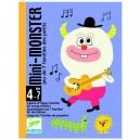 Djeco kartová hra kvarteto Mini Monster