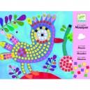 Djeco penová mozaika, Vtáčik a lienka