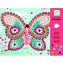 Djeco Penová mozaika – Motýle