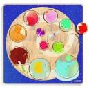 Djeco vzdelávacie puzzle Ludi & co