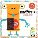 Kinoptik Animonster - Živé príšerky, objav optický klam