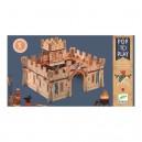 Djeco Pop to play - Stredoveký hrad