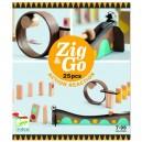 Djeco Zig & Go, stavebnica 25 dielov