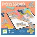 Djeco Strategický hlavolam - Polyssimo Challenge