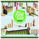 Djeco Zig & Go, stavebnica 27 dielov